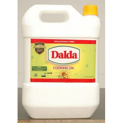 Dalda Cooking Oil - Can (10Ltr)