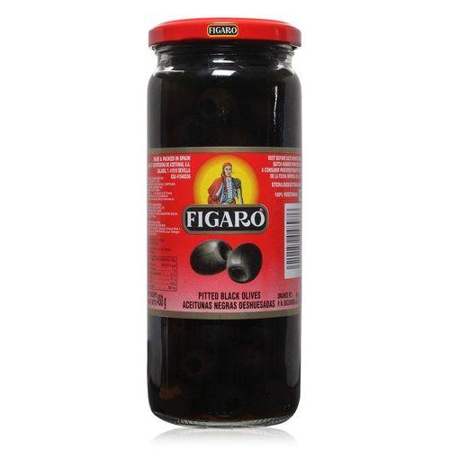 Figaro Pitted Black Olives 240gm Sauce Gomart Pk