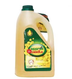 Seasons Canola Bottle (3Ltr)