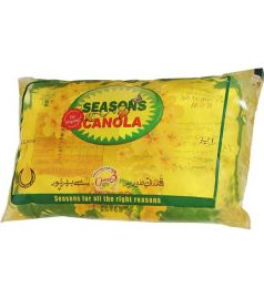 Seasons Canola Oil Pouch (1Ltr)