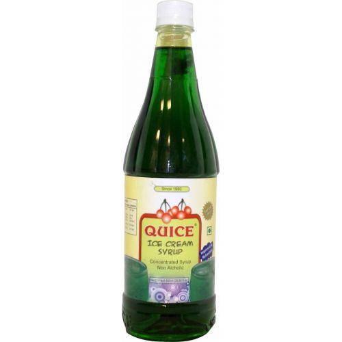 Quice Ice Cream Syrup 800ml Soft Drinks Gomart Pk