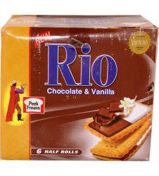 Peek Freans Rio Chocolate (6 Half Roll Box)
