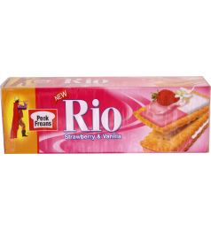 Peek Freans Rio Strawberry And Vanilla (Family Pack)