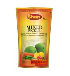 Shan Mixed Pickle Pouch (500gm)