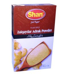 Shan Zaiqedaar Adrak Ginger Powder (50gm)