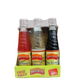 Shangrila Trio Pack  Sauce (120ml)
