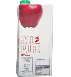 Shezan All Pure Apple Juice (1ltr)