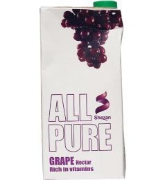 Shezan All Pure Grape Nectar (1ltr)