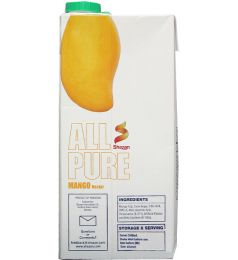 Shezan All Pure Mango Nectar (1ltr)