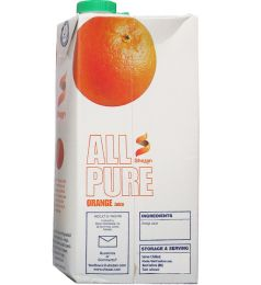 Shezan All Pure Orange Juice (1ltr)