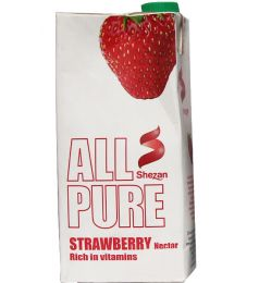 Shezan All Pure Strawberry Nectar (1ltr)