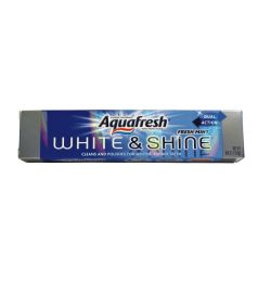 Aqua Fresh White & Shine Toothpaste (100ml)