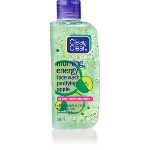 Clean Amp Clear Fruit Essentials Facial Cleanser Purifying