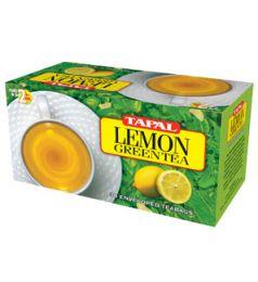 Tapal Lemon Green Tea - 30 Tea Bags
