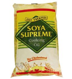Soya Supreme Cooking Oil (1Ltr)