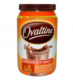 Ovaltine Chocolate Malt (340gm)