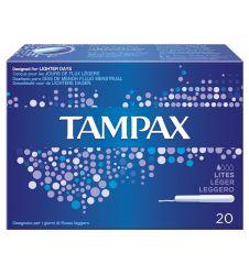 Tampax Lites 20s