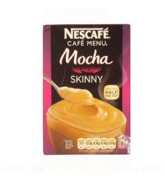 Nescafe Mocha Skinny Less Fat Coffee