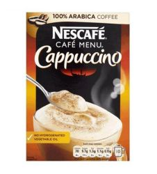 Nestle Nescafe Cappuccino (10x18gm)