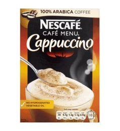 Nestle Nescafe Cappuccino (10x18gm)