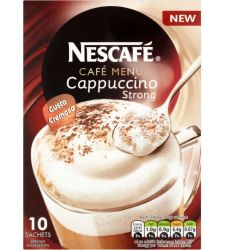 Nestle Nescafe Cappuccino Strong (145gm)