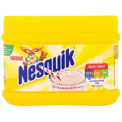Nestle Nesquik Strawberry (300gm)