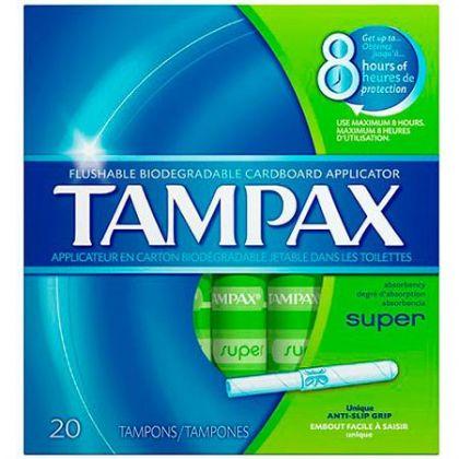 Tampax Super 20