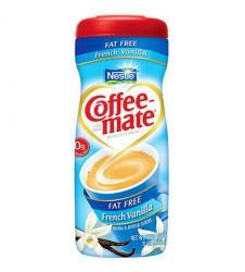 Nestle Coffee Mate French Vanila Fat Free (425gm)