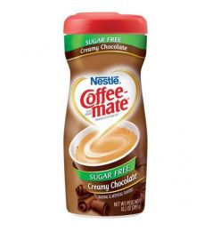 Nestle Coffee Mate Suger Free Creamy Chco (10.2oz)