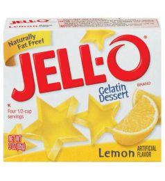 Kraft Jello Lemon