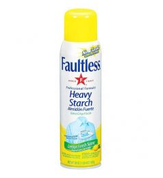 Faultless Starch Spray Lemon (567gm)