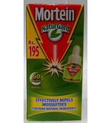 Mortein Naturgard Refil Green 42ml
