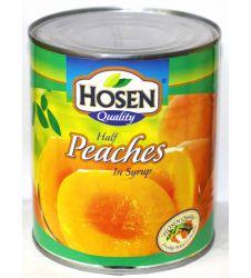 Hosen Half Peaches (825gm)