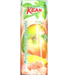 Kean Juice Mango And Pomegranate (1ltr)