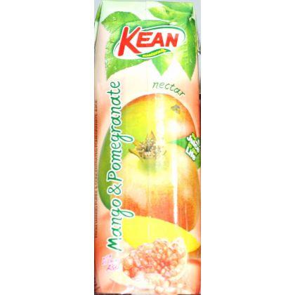 Kean Juice Mango And Pomegranate (1ltr)