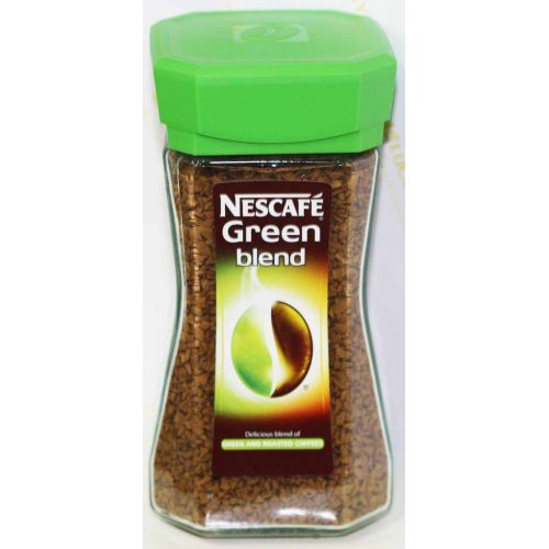 Nestle Nescafe Green Blend 100gm