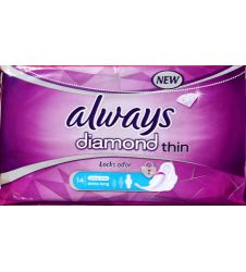 Always Diamond Extra Long 7pc