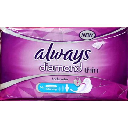 Always Diamond Extra Long 7pc