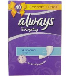 Always Liner Normal 40s