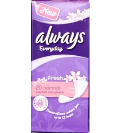 Always Pantyliner 20 Normel