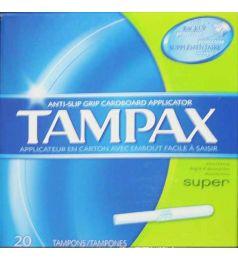 Tampax Mini Regular 20s