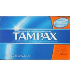 Tampax Super 10