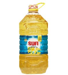 Sufi Canola Cooking Oil (5ltr)