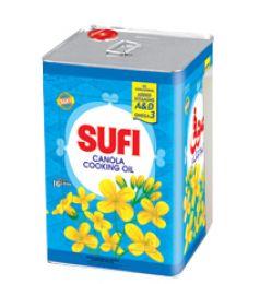 Sufi Canola Oil (16 ltr)