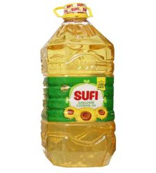 Sufi Sunflower Cooking Oil (5ltr)