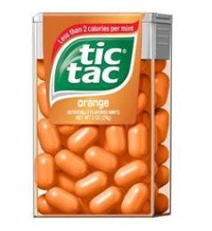 Tic Tac Orange Gum (16gm)
