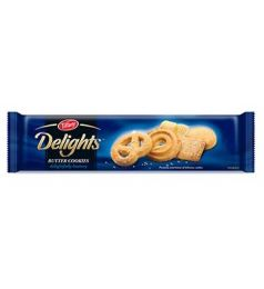 Tiffany Butter Cookies Delight (100gm)