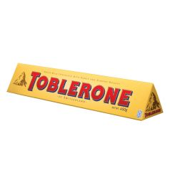 Toblerone Swiss Milk Chocolate (400gm)