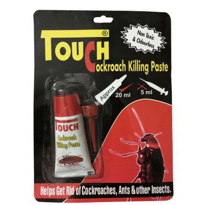 Touch Cockroach Killing Paste (20ml)