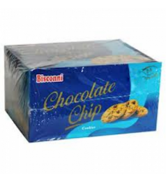 Bisconni Biscuit - Chocolate Chip (Ticky Pack Box)